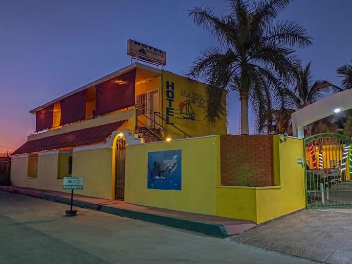 Marina del Sol Room 5