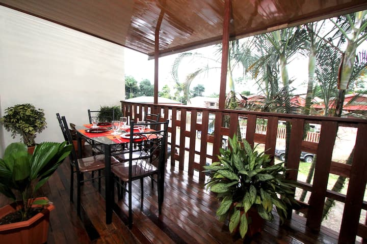 LA FORTUNA ROOMS  Apartment Buterfly