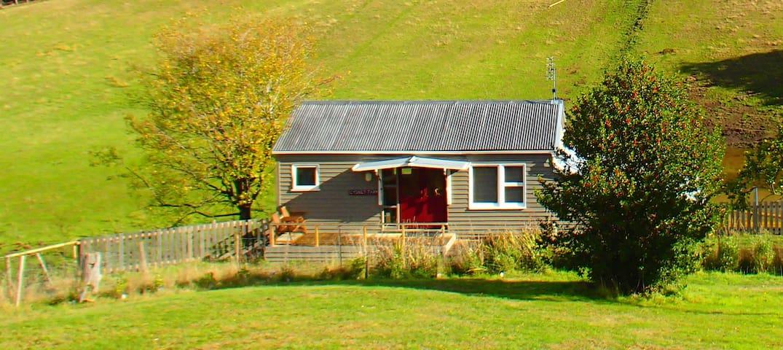 Cygnet cottage farmstay - Cygnet - Bungalov