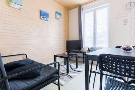 """BZH"" - Appartement T2 Duplex  - Centre"