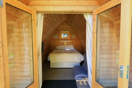 Glamping pods - Gloucester
