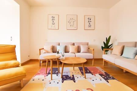 【友家】大阅城商圈•阅海万家G2|三室两厅一卫|交通便捷|日系原木风|新房