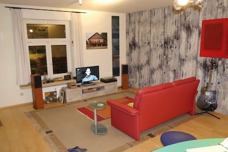 Zweizimmer-Wohnung in Frankfurt Rödelheim - Frankfurt am Main - Apartamento