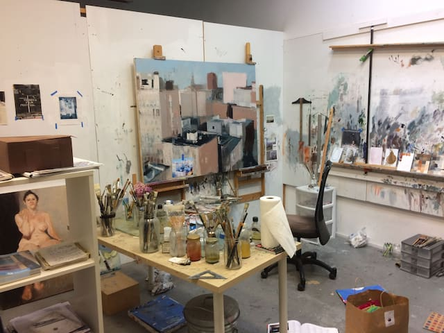 Authentic Artist Studio Loft - Emeryville - Loft