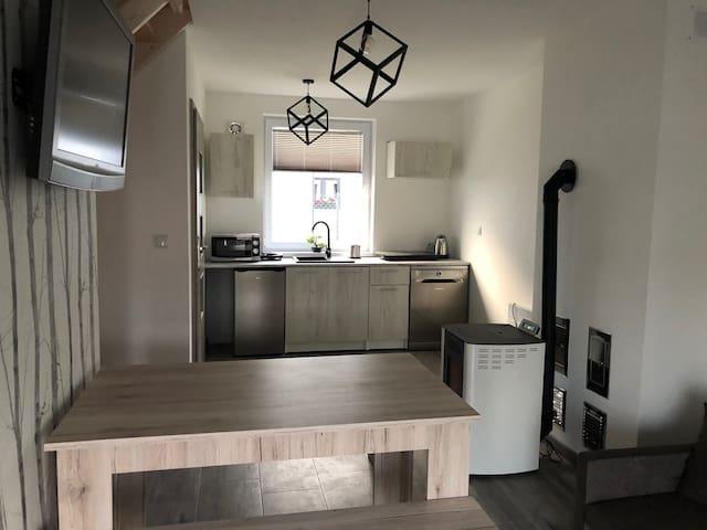 Sunsar Apartament nr 3 Sarbinowo