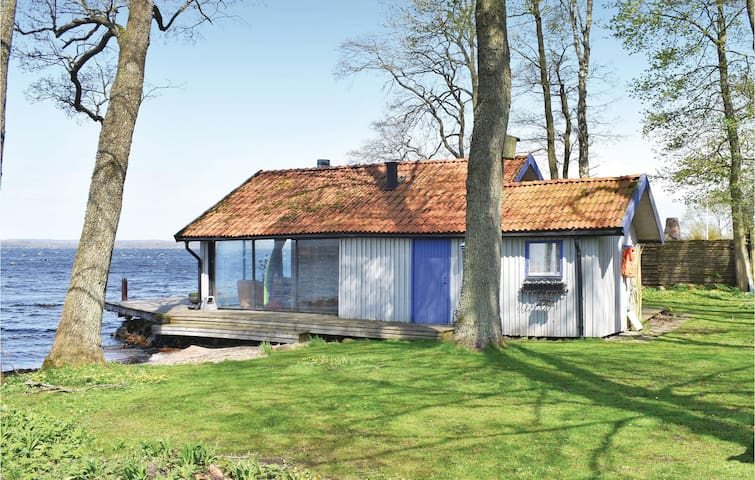 Holiday cottage with 1 bedroom on 69m² in Hörby