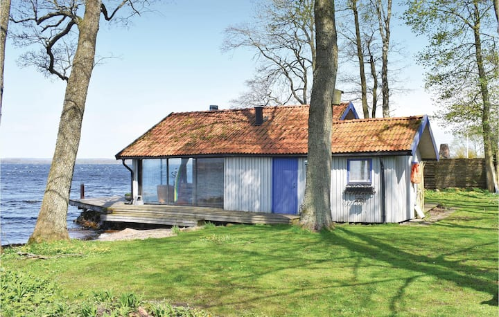 Beautiful home in Hörby with Sauna and 1 Bedrooms