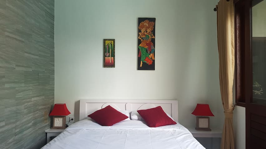 1 Deluxe room of 5 apartment at Studio Villa Bali