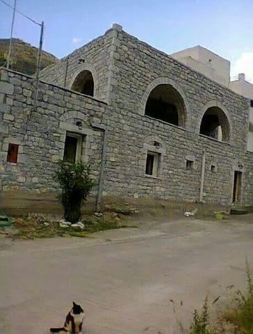 Villa Greta prive bedroom - Agios Kiprianos - 一軒家