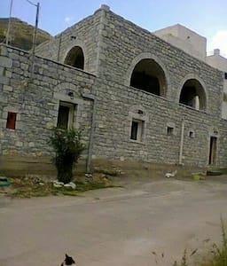 Villa Greta prive bedroom - Agios Kiprianos