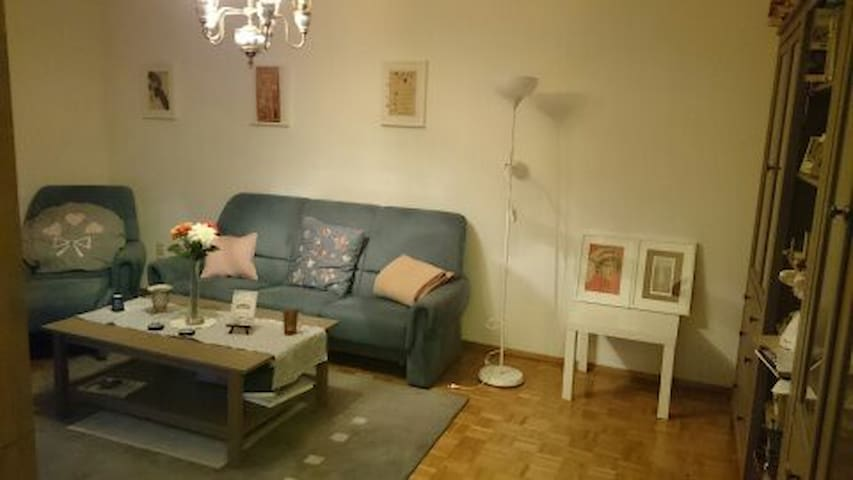 Beautiful 2-room-appartment in Munich West - Monachium - Apartament