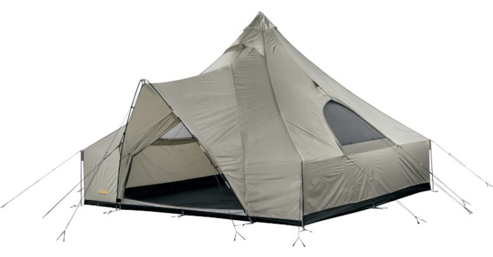 Outback Lodge 10x10 ~ 3 Season Tent @ Tundra Tents