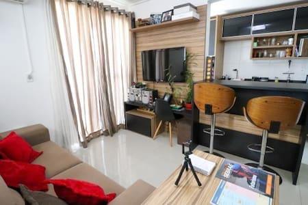 Apartamento Studio Completo no Centro Passo Fundo