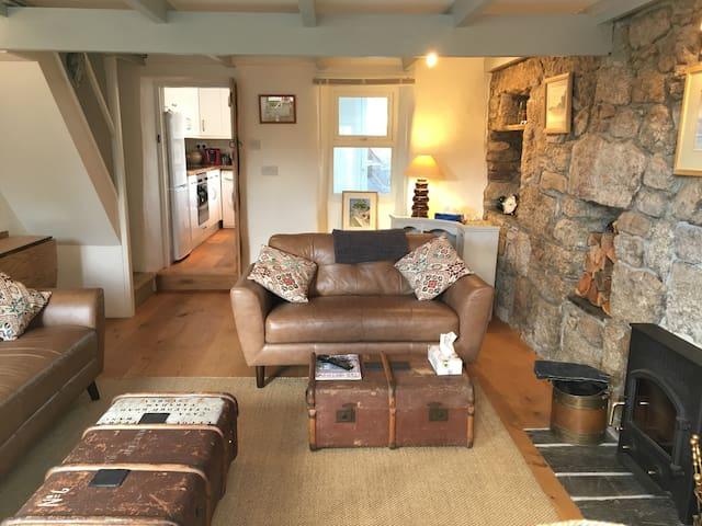 Fishermans retreat cosy cottage
