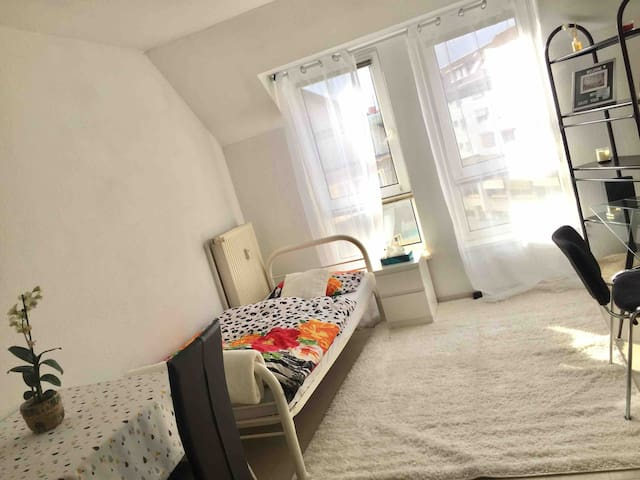 Nice Flat, clean and sanitized, near Main-station