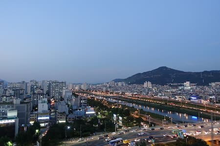 Brand New building with perfect view - Seongdong-gu - Huoneisto