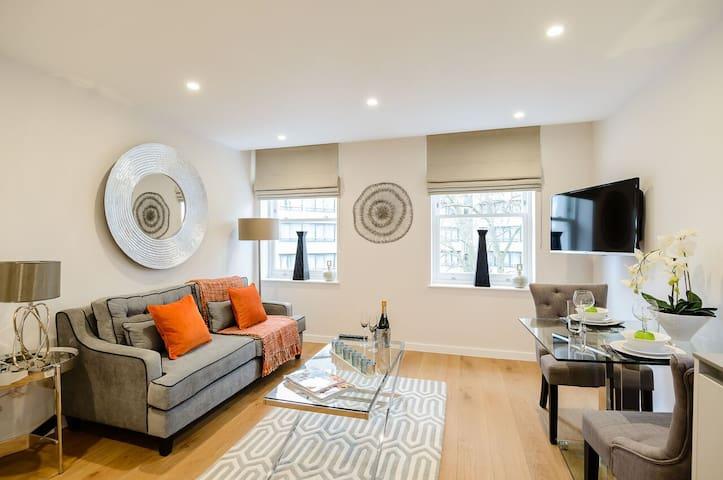 Stunning 1bedroom, South Kensington