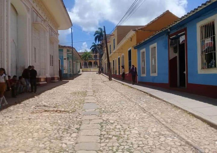 Hostal Fontiarc en Trinidad, Cuba (R2)