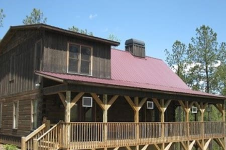 Wolf Creek Lodge- Ducktown TN - Murphy - Cottage