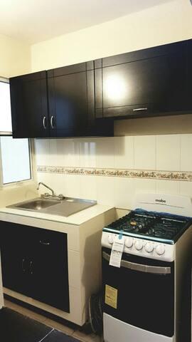 Departamento nuevo en Madero/New - Ciudad Madero - Apartment