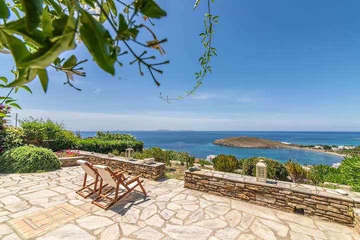 Villa Fani | A Beautiful Sea-view Property