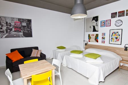 Standard studio self catering apt 5 guests - 6 - Saint Julian's - Квартира