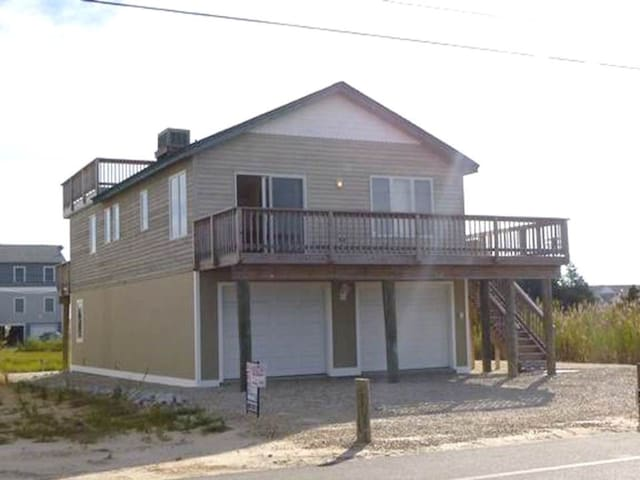 Breezy Beautiful Bay Front Property - Tuckerton - Huis