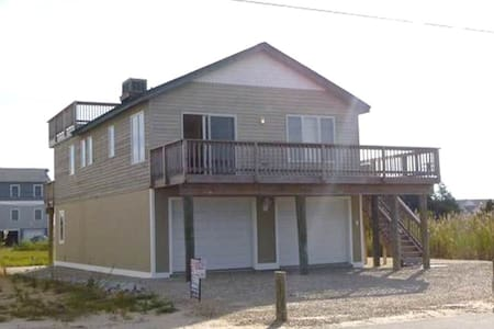 Breezy Beautiful Bay Front Property - Tuckerton - Hus