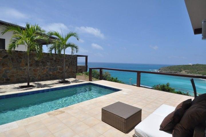Indigo bay villa with private swimpool