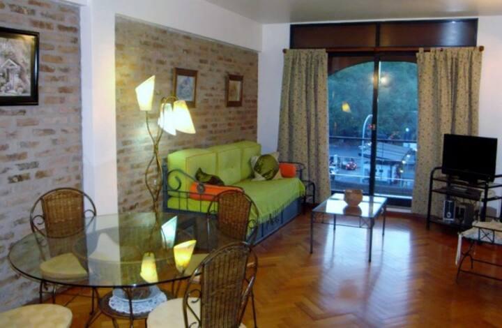 Departamento 2 ambientes equipado en Puerto Madero