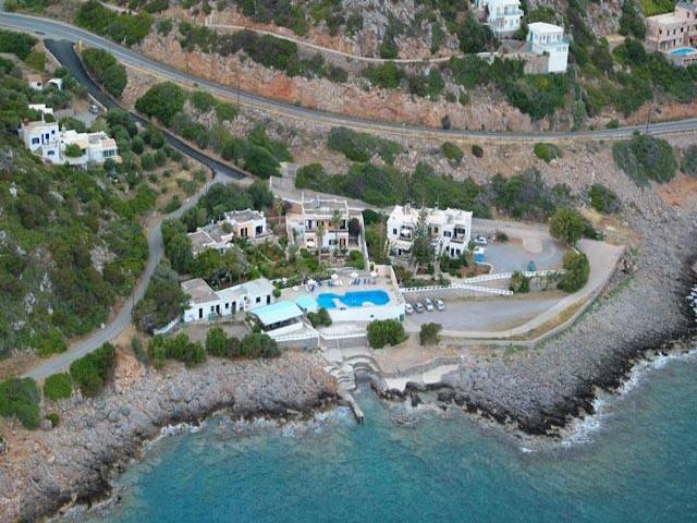 Villa on the Sea at Amoudara Agios Nikolaos - Elounda