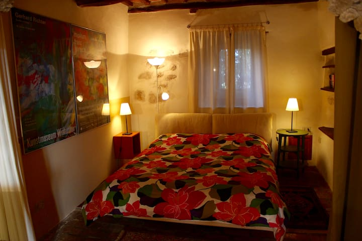 Romantic apartment+pool Siena 18km - Sovicille - Apartament