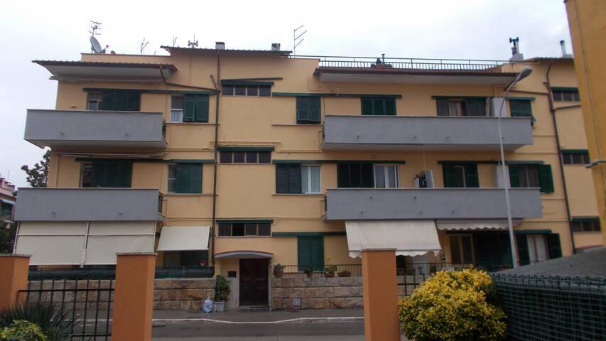 Appartamento primo piano