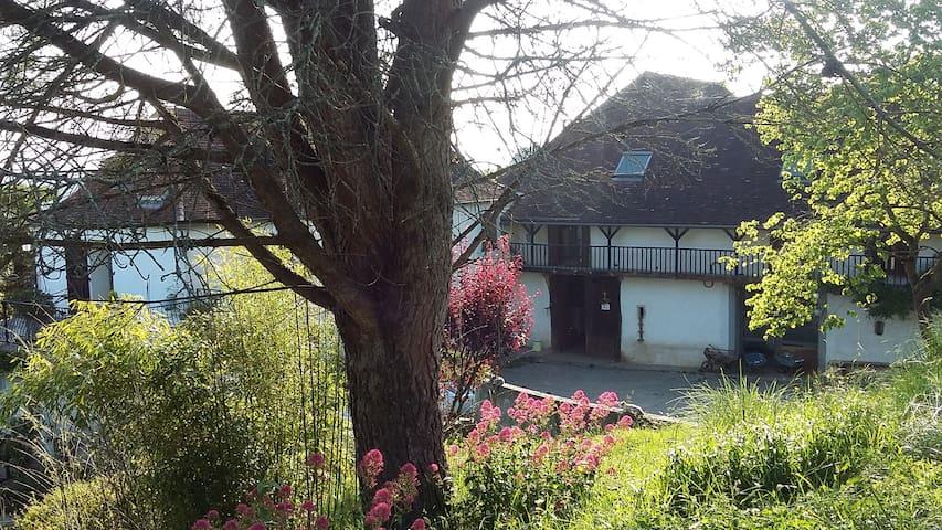 Une ancienne ferme du 18ème siècle