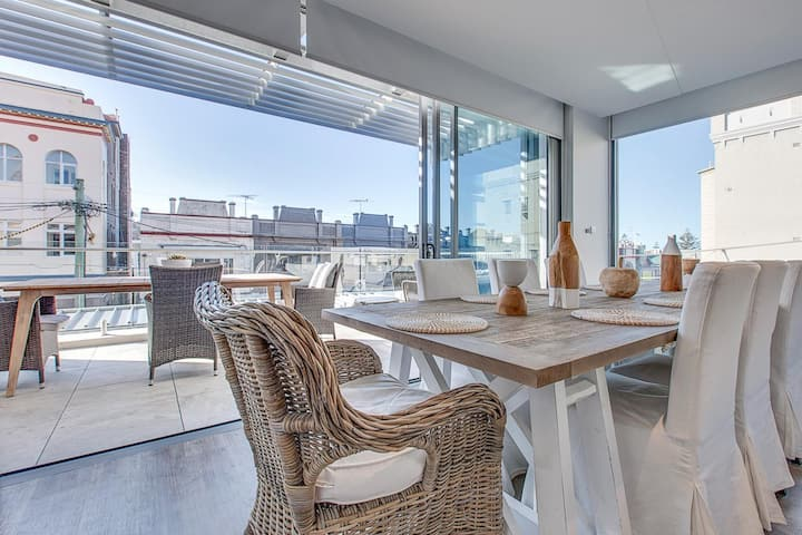 COOGEE BAY PENTHOUSE - L'Abode Accommodation