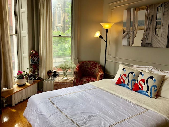 Park Slope sweet cozy home! Wifi!