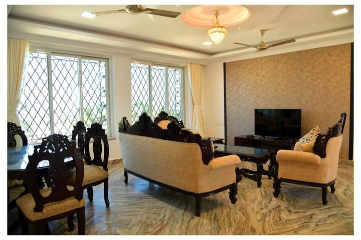 #1 Luxury 2 bedroom apartment in  Dona Paula