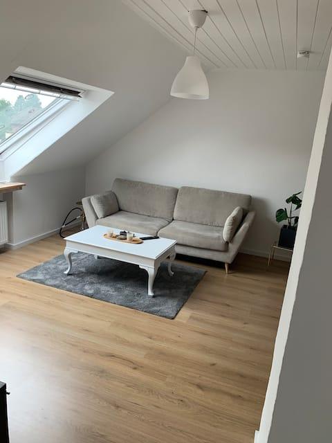 Schöne Dachgeschosswohnung