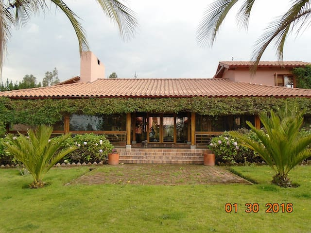 Beautiful Villa in Cayambe - Cayambe - Haus