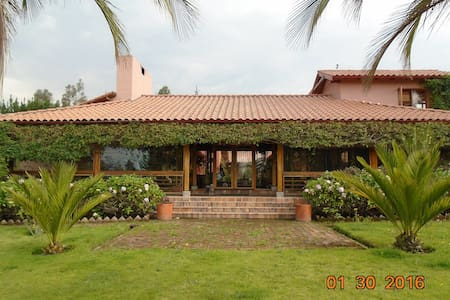 Beautiful Villa in Cayambe - Cayambe - บ้าน