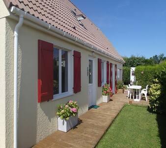 maison proche mer et campagne - Merville-Franceville-Plage - Hus