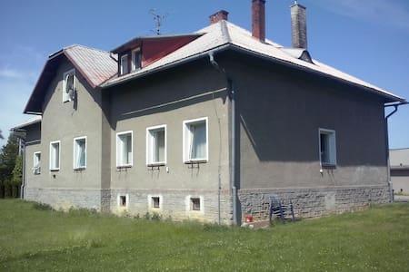 Hezký byt v malé obci v Podbeskydí. - Třanovice