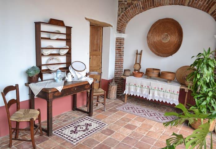 camera matrimoniale con patio - San Vito - Bed & Breakfast