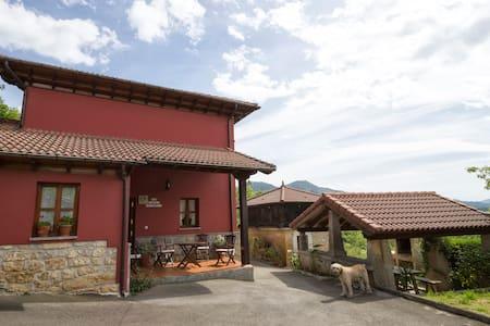 Casa en plena naturaleza Asturiana