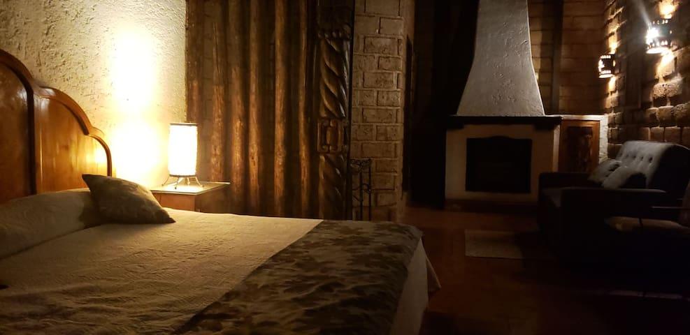 Hermosa Suite en el centro de Valle de Bravo
