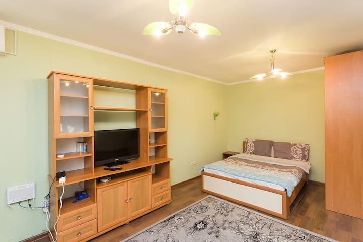 Comfort Apartment #Manasa64