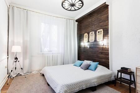 Прекрасная светлая квартира