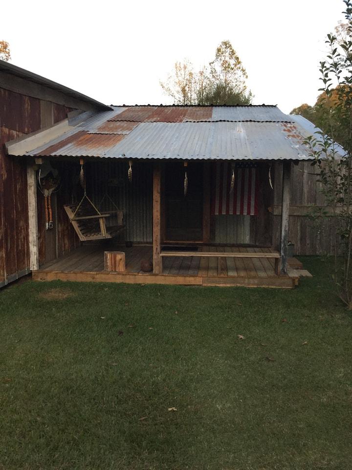 Tunica Falls Cabins-  The Eagles Nest