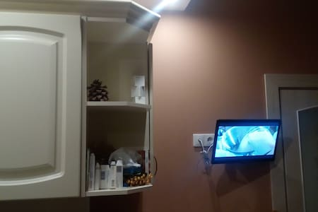 Уютная однушка в Пушкине с терассой на двоих