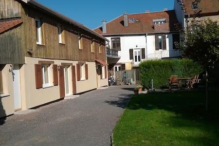 Maison 110 m2 au calme, en centre ville - Saint-Dié-des-Vosges
